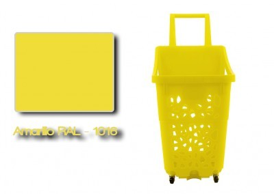 Colores-Shopping-Kart-Amarillo-RAL-1016-Galeria-Colores