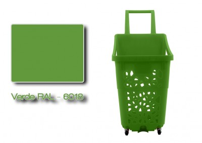 Colores-Shopping-Kart-Verde-RAL-6018-Galeria-Colores