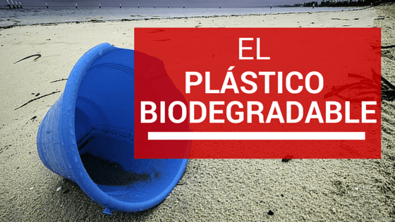 The Biodegradable plastic on baskets and carts